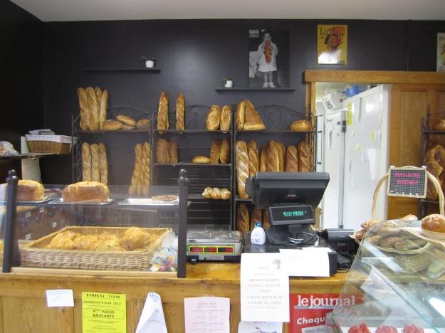 Ah, the bread!