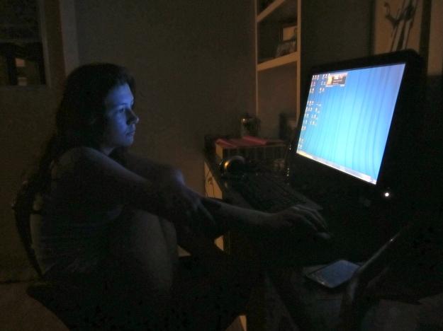 Lexi grew up loving computer stuff.